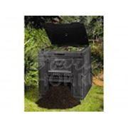 Емкость для компоста E-Composter 470л черный фото