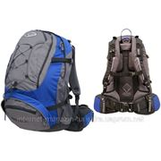 Рюкзак спортивный Terra Incognita FreeRider 35 синий/серый фото