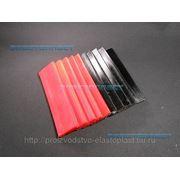 Полиуретановые пластины армированные. фото