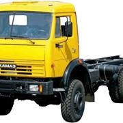 Шасси КАМАЗ-53228 (6х6) фото