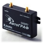 GPS Мониторинг транспорта Автограф фото