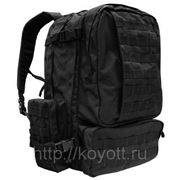 Рюкзак Condor 3-Days Assault Pack, черный, новый фото