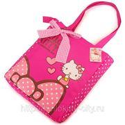 Сумка Hello Kitty 35х35 см фото