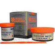 Двухкомпонентный эпоксидный состав для защиты от кавитационнго износа Chester Chester Metal Ceramic Т фото