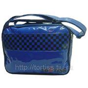7180-70435 сумка молодежная лаковая фото