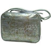 7177-70432 сумка молодежная лаковая фото