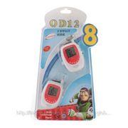 Мини Игрушка Рации в стиле часов QD-128 фото