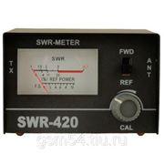 Измеритель КСВ и мощности SWR-430 фото