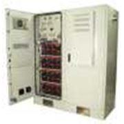 Климатический антивандальный двухсекционный шкаф «Штиль» ШТК-103 КТН-02С фото