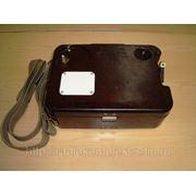 Переносной полевой телефонный аппарат ТА-57 фото