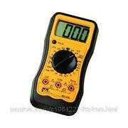 Ideal 61-310 Мультиметр для витой пнапряжение,ток AC,сопротивление,температуру.Тестирование батарей,диодов.Проверка целостности цепи.(CAT II фото
