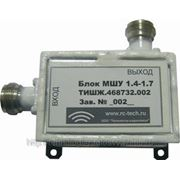 Малошумящий усилитель L- диапазона (1.4-1.7ГГц) фото