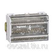 Модульный распределительный блок LEGRAND L/04886 125А фото