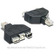 TRENDnet TC-NTUF Адаптер USB/FireWire для TC-NT2 фото