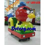 "Аттракцион электромеханический ""Angry Birds"" с 11"" монитором"