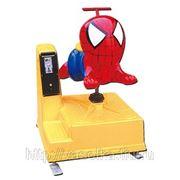 Качалка Spider man