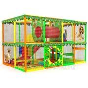 Детский игровой лабиринт. Джунгли-3 фото