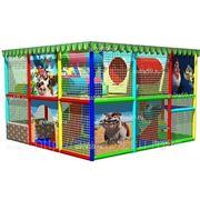 Детский игровой лабиринт. Рио фото