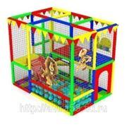 Детский игровой лабиринт. Мини фото