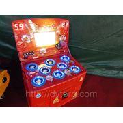 Детский игровой аппарат — колотушка фото