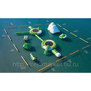 Надувной аквапарк ATTRO фото