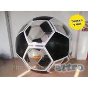 Водный шар гидрозорб из ТПУ футбол фото