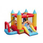 Детский Игровой центр 4 в 1 Мини Замок HAPPY HOP (арт.9114) фото