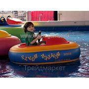 Бамперная лодочка электрическая фото