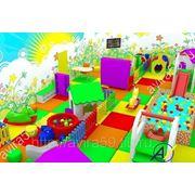 Детская игровая комната фото