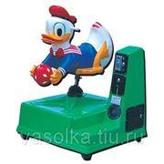 Аттракцион качалка donald_duck фото