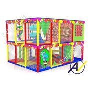 Детский игровой лабиринт. Цирк-2 фото