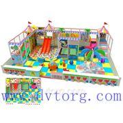 Развлекательный детский комплекс 08 фото