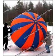 Гигантский мяч фото