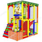 Детский игровой лабиринт. Джунгли