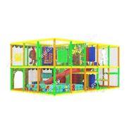 Детский игровой лабиринт. Кристалл фото