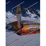 Пневмо конструкции: батут для сноуборда фото