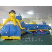 Батут -тоннель TUN-6-2 фото
