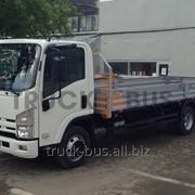 Автомобиль грузовой ISUZU NPR 75L-K/M борт фото