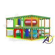 Детский игровой лабиринт. Непоседа фотография