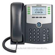 Linksys SPA508G Телефон VoiceIP 8xLine, 2xLan 10/100, LCD, PoE, без бп