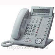 Системный телефон (IP) Panasonic KX-NT343RU фото