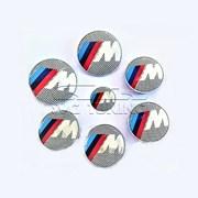 Комплект эмблем M Wite Perfomance для тюнинга BMW фото