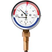 Термоманометр ТМТБ-4 (радиальный) фото