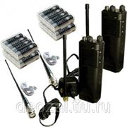 Комплект охотника Беркут-806 2200 (2 р/ст+2 антенны+ ЗУ+АКБ) фото