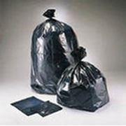 Мешки для мусора ПВД фото
