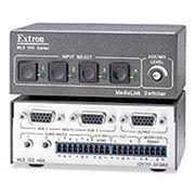 Коммутатор MediaLink® на два входа VGA и четыре входа стерео аудио Extron MLS 102 VGA фото