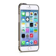 Чехол Hoco for iPhone 6 Blade Series case Black (HI-T026B), код 73134 фото