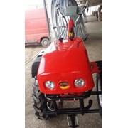 Мотоблок PROFI 1800 18л.с./бензин с ВОМ + дифферен фото