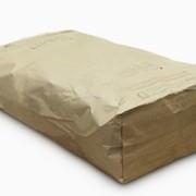 Мешок бумажный закрытый (крахмал) фото