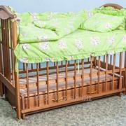 Комплекты в кроватки из 6 предметов. фото